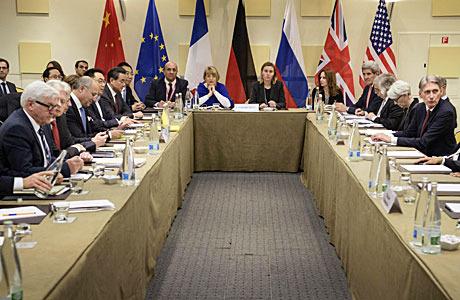 Переговоры в Лозанне о вхождении Ирана в «ядерный клуб»