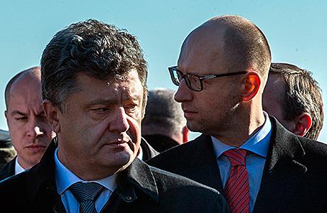 Порошенко провозгласил Россию противником