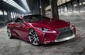 Lexus LF-LC. Фото: Lexus