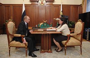 Путин спросил с Центробанка за расходы АСВ