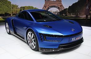 Volkswagen XL Sport: четырехколесный мотоцикл