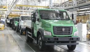 «Группа ГАЗ» начала продажи новых грузовиков «ГАЗон NEXT»