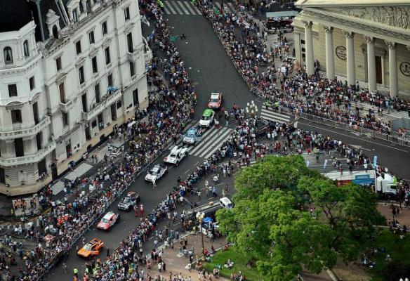 Ралли  «Дакар-2015»: южноамериканская одиссея