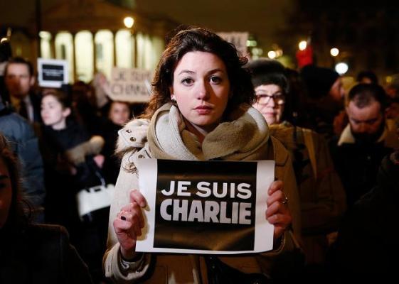 «Шарли Эбдо»: митинги солидарности по всему миру