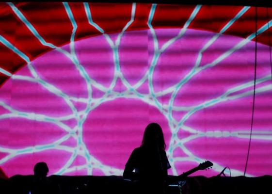 Фестиваль музыки и искусств в долине Коачелла
