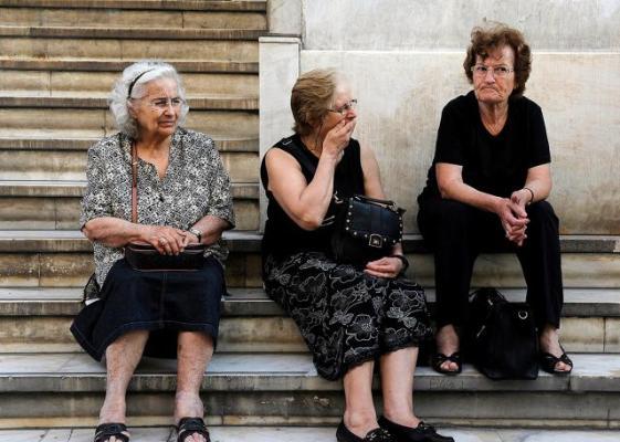 Греция в неопределенности