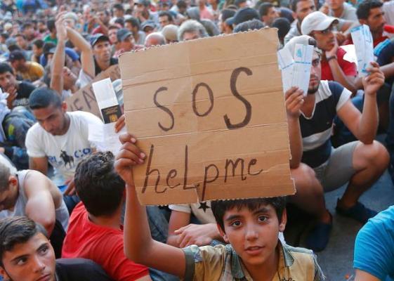 Социальная катастрофа на Западе