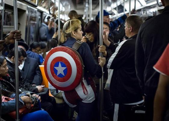 Супергерои среди нас