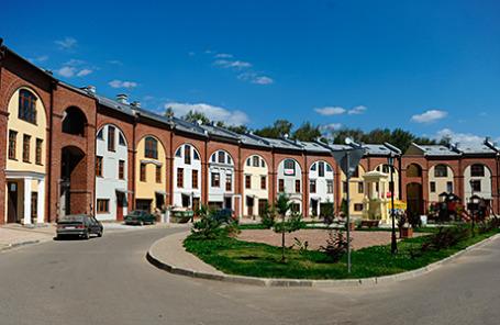 Таунхаусы в Московской области.