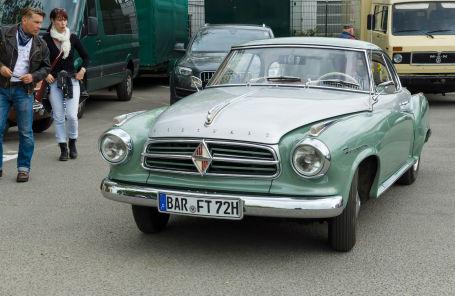 В Германии возродили автомобильную компанию Borgward