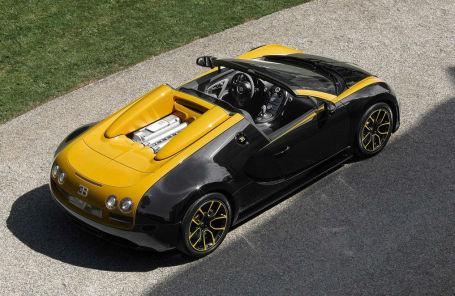 Последний Bugatti Veyron нашел своего хозяина