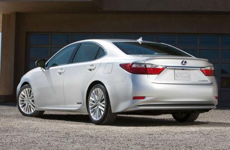 Lexus признана самой надежной маркой в США