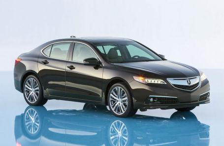 Acura TLX: ностальгия по «Аккорду»
