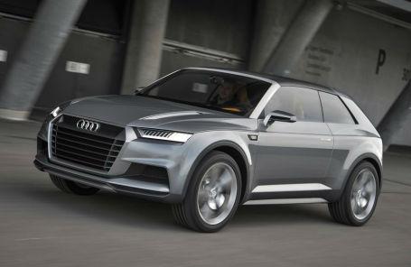 Audi Q1 встанет на конвейер в 2016 году