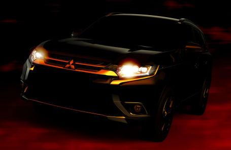 Модернизированный Mitsubishi Outlander станет тише, острее и проворнее