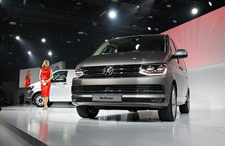 Volkswagen представил новое поколение минивэна Transporter — T6