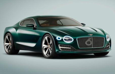 Bentley EXP 10 Speed 6 признан самым красивым на «Конкурсе элегантности» в Италии