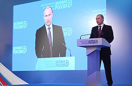 Бизнес и власть. Новые сигналы Путина предпринимателям