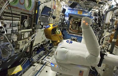 Андроид-космонавт на МКС — лучшее изобретение NASA за год