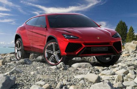 Серийный внедорожник Lamborghini Urus почти полностью повторит концепт