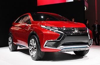 Mitsubishi XR-PHEV II — предвестник нового поколения кроссовера ASX