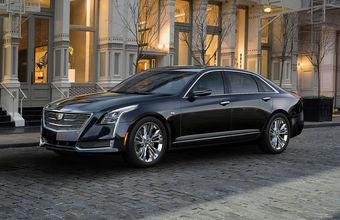Представительский Cadillac CT6 представлен официально