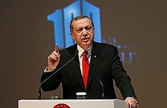 На геноцид Эрдоган ответил Крымом