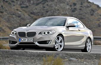 В BMW задумались над «четырехдверным» купе на основе 2-й серии