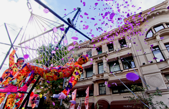 День города, индийские танцы и книжная ярмарка. Афиша выходных 5-6 сентября