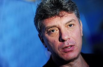 На могиле Немцова открыли памятник
