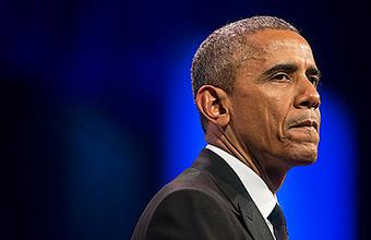 Обама: Сирия показала слабость России