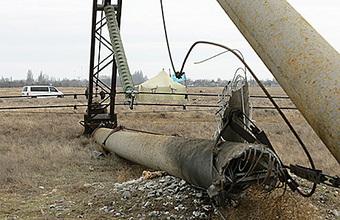 Вице-премьер Крыма: Заводы останавливаются, чтобы дать свет населению