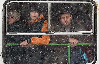 В Омске наступил транспортный коллапс из-за долгов за горючее