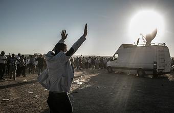 Репортаж об оружии для Сирии: турецким журналистам грозит пожизненное