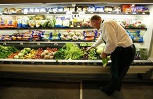 Россия передала Еврокомиссии новый список запрещенных продуктов