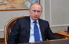 Путин: украинская армия — натовский легион, сдерживающий Россию