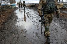 Битва в Дебальцево. Киев объявил о контрнаступлении