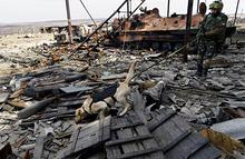 ОБСЕ заявила о напряженной ситуации в Широкино