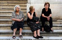 Драхма или евро: что выбирают греки на пороге дефолта?