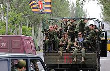 ДНР и ЛНР готовы отвести свои части от Марьинки и Красногоровки