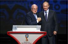 Владимир Путин: Чемпионат мира — хорошая возможность показать Россию, способную удивлять