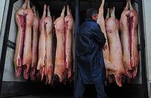 Россельхознадзор опередил указ: в Самаре уничтожили контрабандную свинину
