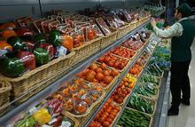Россия забраковала турецкие продукты