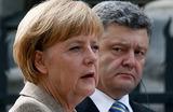 Встреча Меркель и Порошенко. В ФРГ звучат голоса за федерализацию Украины
