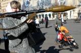 Во всем виноваты соседи. Большинство украинцев уверены, что воюют с Россией