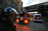 Пожар на 150 миллионов. В Москве сгорели более 10 элитных авто