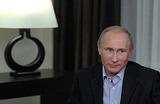 В чем сила, брат? Путин рассказал о ценах на нефть, новом президентском сроке и взаимоотношениях с Западом