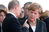 Дипломатический тупик. Мы «не собираемся ввязываться», но Меркель в это не верит