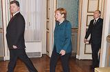 Под покровом ночи. Путин, Олланд, Меркель и Порошенко возродят нормандский формат для решения украинского вопроса