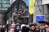 Бойцы «Айдара» пошли на штурм Минобороны Украины